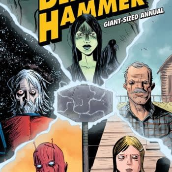 Legendary Entertainment Nabs Dark Horse's Black Hammer for Film, TV