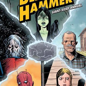 Legendary Entertainment Nabs Dark Horses Black Hammer for Film TV