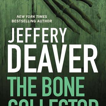 NBC Orders Pilot Script for Jeffrey Deavers The Bone Collector Series Adapt