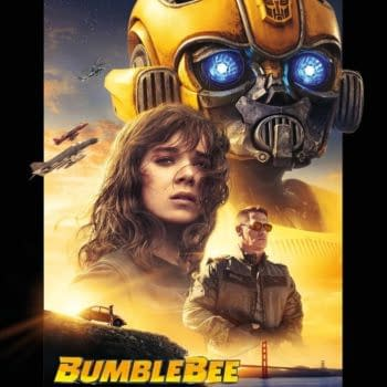 New Bumblebee Poster Features Our Two Triple Changers