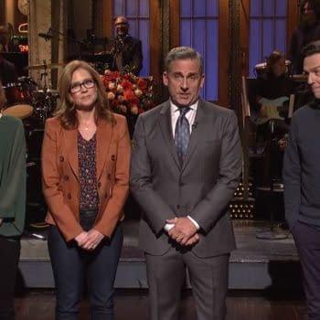 Saturday Night Live: The Office Cast Hijack Steve Carell Opener, Demand Series Return (VIDEO)