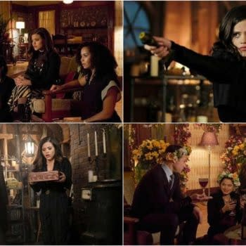 Charmed Season 1, Episode 7 'Out of Scythe': Team Vera Plans a Demon Hunt (PREVIEW)