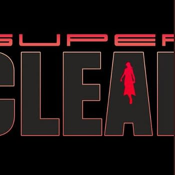 Super Clean: CW GLOW EP Sascha Rothchild Adapting Superhero Clean-Up Comic