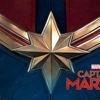 Sacré Bleu Captain Marvel Comes to Disneyland Paris in 2019