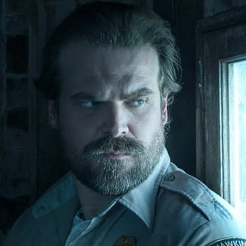 David Harbour Compares Stranger Things Story Arcs to Star Wars