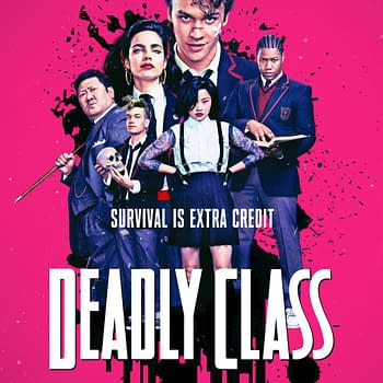 Deadly Class: Detention is the Least of Your Worries at THIS School (TRAILER)