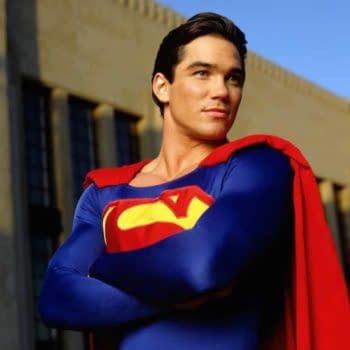 Dean Cain's Superman Suit Going up for Auction Next Month