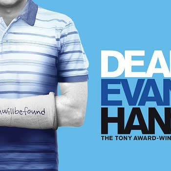 Universal Adapting Dear Evan Hansen As Feature Film