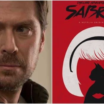 Chilling Adventures of Sabrina Season 2: Buffy's Alexis Denisof, 2 More Join Cast