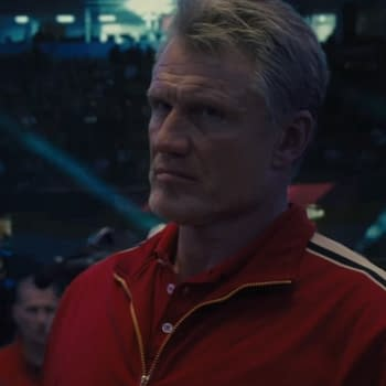 Ivan Drago [Dolph Lundgren] Talks Creed II Motivations Revenge