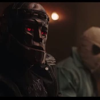 Titans Season 1 Episode 4 Doom Patrol: Dinner Gets a Little Disturbing (PREVIEW)
