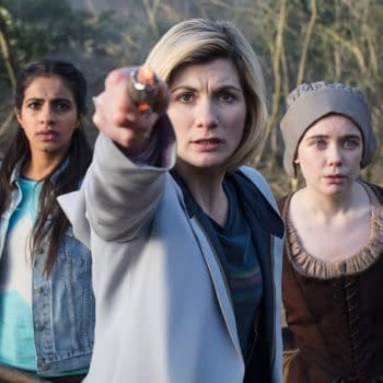 Bleeding Cool Traveled to Doctor Who's Future! Or Someone Screwed Up…