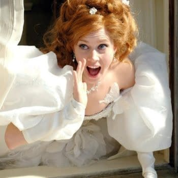Adam Shankman Says 'Enchanted' Sequel Still in the Works