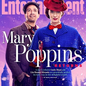 Check Out EWs Practically Perfect Mary Poppins Returns Holiday Issue