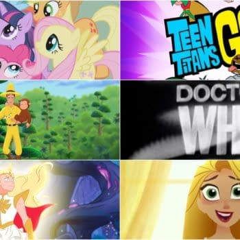 The Parenting Alicorn: 6 Kids' Shows You'll Like Too! Doctor Who, She-Ra, Teen Titans