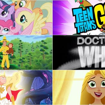 The Parenting Alicorn: 6 Kids Shows Youll Like Too Doctor Who She-Ra Teen Titans