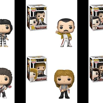 FUNKO Has Queen Pop Vinyls Coming in December