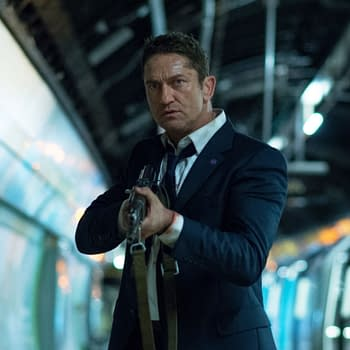 Angel Has Fallen with Gerard Butler Gets 2019 Release Date
