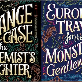 CW Sets Theodora Goss The Strange Case Of the Alchemist Daughter for Series