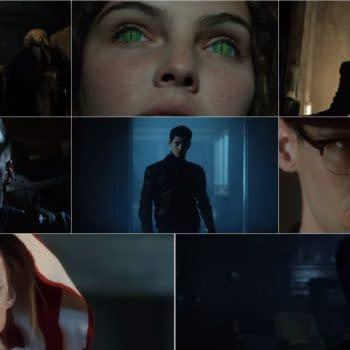"Gotham Season 5: As The City Falls, The ""Legend of The Dark Knight"" Rises (TRAILER)"