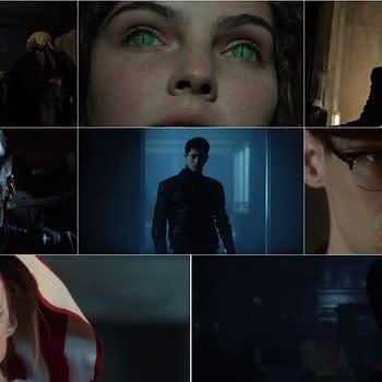 Gotham Season 5: As The City Falls The Legend of The Dark Knight Rises (TRAILER)