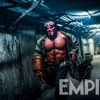 See New David Harbour Hellboy Image from Empire Magazine