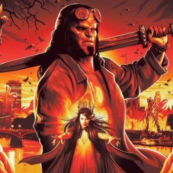 Comparing Big Red to Hamlet: David Harbour Talks 'Hellboy'