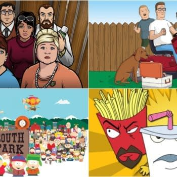 Turkey Day Leftovers: Animation We're Thankful to Stream- Aqua Teen, Archer, and More!