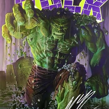 Want to Win a CGC Signature Edition of Alex Rosss Immortal Hulk #1