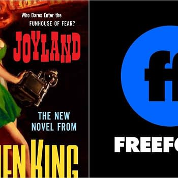 Freeform Developing Stephen Kings Joyland to Series