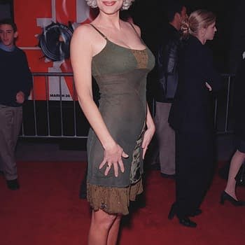 16MAR99: Actress JULIE STRAIN at the world premiere of