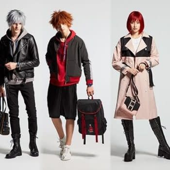 SuperGroupies Releasing Kingdom Hearts III Clothing Line