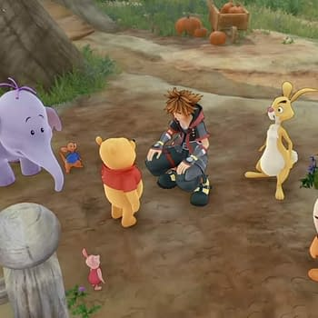 Latest Kingdom Hearts III Trailer Brings Us Winnie The Pooh