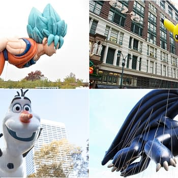 Bleeding Cools Macys Thanksgiving Day Parade Balloon/Float Guide: Goku Grinch Toothless and More
