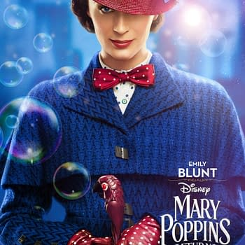 5 New Character Posters for Mary Poppins Returns