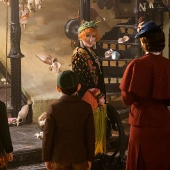 Mary Poppins Returns: Featurette Teases Topsy and a New Clip Shows off a New Song
