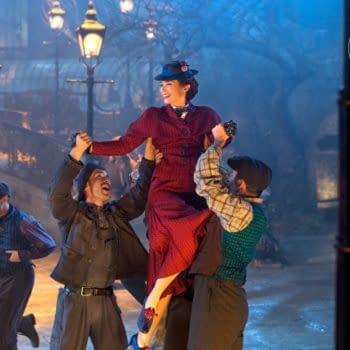 Going Back to Cherry Tree Lane in New 'Mary Poppins Returns' Video