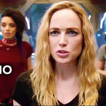 "DC's Legends of Tomorrow 4x05 Promo ""Tagumo Attacks!!!"" (HD) Season 4 Episode 5 Promo"