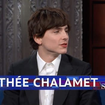 Timothée Chalamet Worked With 'Sex Icon' Steve Carell