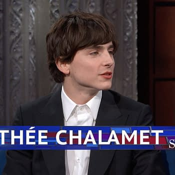 Dune: Timothée Chalamet Doesnt Know What Fear Is