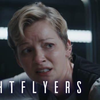 NIGHTFLYERS   Episode 1 Opening Scene   SYFY