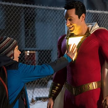 Shazam Writer Reveals Unused Scenes in Support of Black Lives Matter