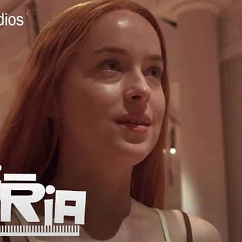 New Clip from Suspiria Shows Susie Finding Her Place