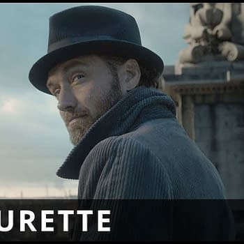 Fantastic Beasts: The Crimes of Gindelwald Featurette Teases Jude Law as Dumbledore