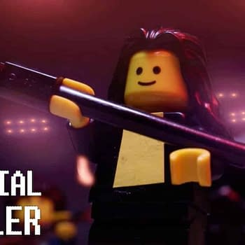 How About This Bohemian Rhapsody Trailer Done in LEGO