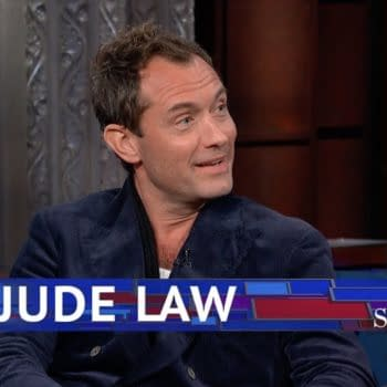 Jude Law Picks His Favorite 'Young Dumbledore' Nickname