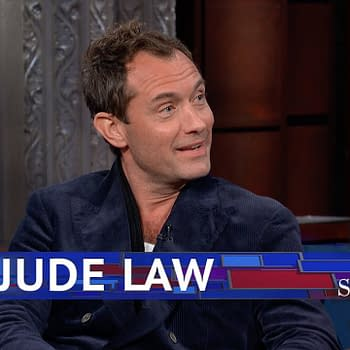 Jude Law Talks About the Differences Between Keeping Fantastic Beasts Secrets and Marvel Secrets