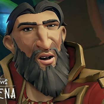 Sea of Thieves Will Be Getting Competitive with The Arena