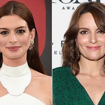 Modern Love: Anne Hathaway Tina Fey Headline All-Star Cast for Amazon Studios Comedy Anthology
