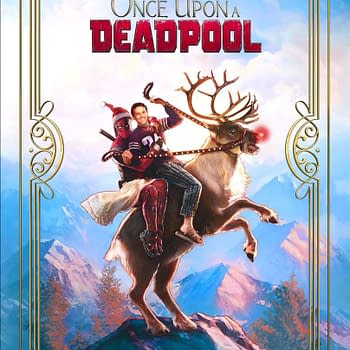 Fred Savage Makes Fun of Once Upon a Deadpool in this New Promo